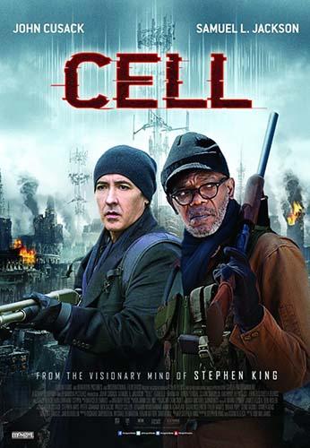 دانلود رایگان فیلم Cell 2016