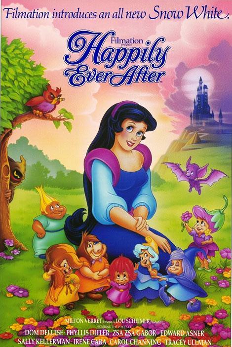 دانلود انیمیشن خوشبختی تا ابد Happily Ever After 1990