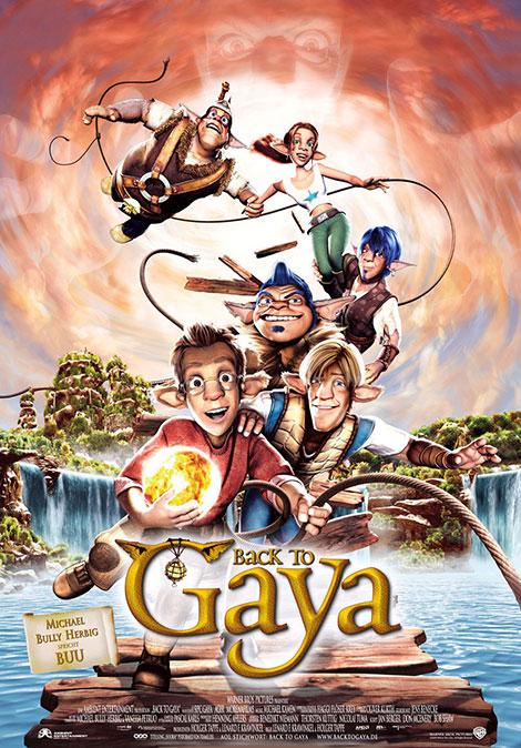 دانلود انیمیشن بازگشت به گایا Back to Gaya 2004