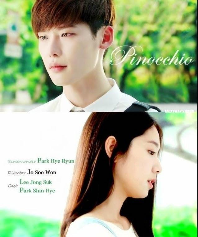 دانلود سریال کره ای Pinocchio 2014