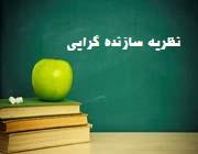 دانلود پاورپوینت نظریه های یادگیری سازنده گرایی