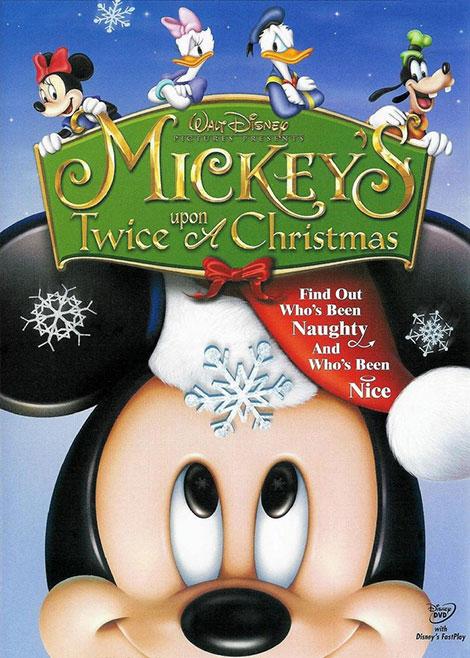 دانلود دوبله انیمیشن Mickey's Twice Upon a Christmas 2004