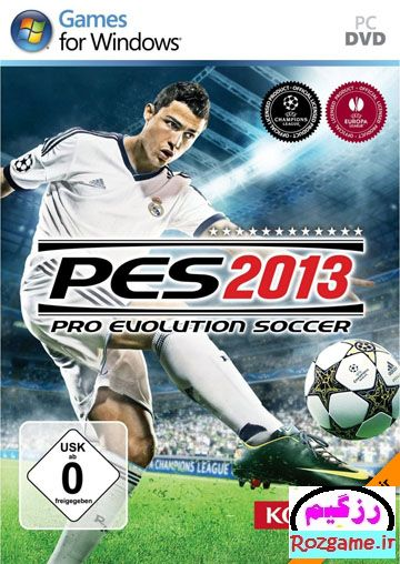 تکامل فوتبال ۱۳ | PES 13