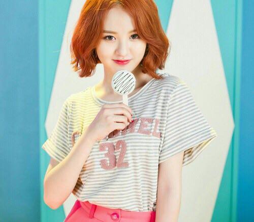 بيوگرافي خواننده کره ای ایم سو این NC.A