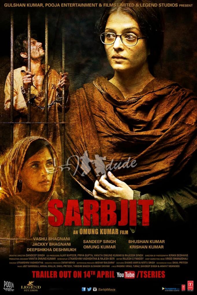 دانلود رایگان فیلم Sarbjit 2016
