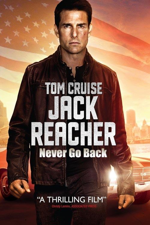دانلود رایگان فیلم Jack Reacher Never Go Back 2016