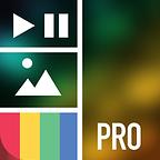 دانلود Vidstitch Pro – Video Collage 1.8.6 - برنامه ساخت کلاژهای ویدیویی در اندروید