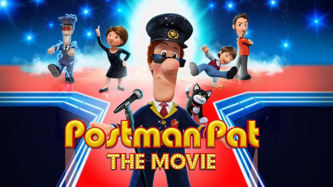 دانلود تریلر انیمیشن Postman Pat: The Movie 2014