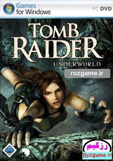 تام رایدر: دنیای زیرزمین – Tomb Raider Underworld
