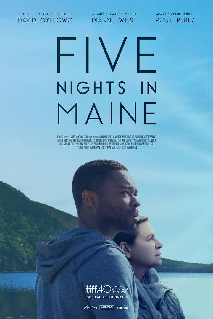دانلود فیلم Five Nights in Maine 2015