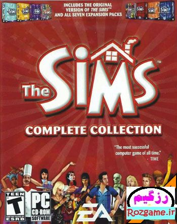 سیمز ۱ | Sims 1 Collection