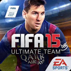 دانلود FIFA 15 Ultimate Team 1.7.0 بازی فیفا 15 تیم رویایی برای اندروید