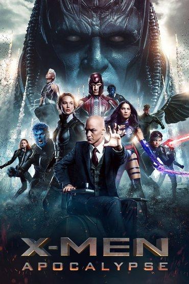 دانلود فیلم X-Men: Apocalypse 2016 با لینک مستقیم
