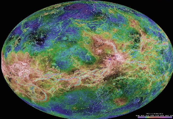یک میلیارد سال قبل، «ونوس» بهترین مقصد برای تعطیلات بوده است!