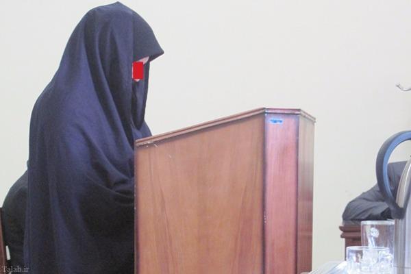 قتل غیر عمد کودک 20 ماهه توسط زن عصبانی