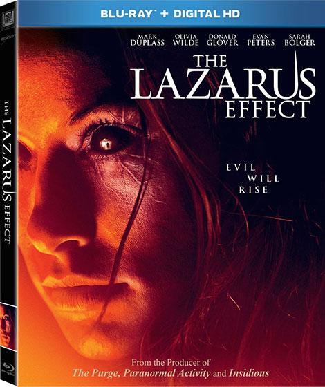 دانلود دوبله فارسی فیلم The Lazarus Effect 2015