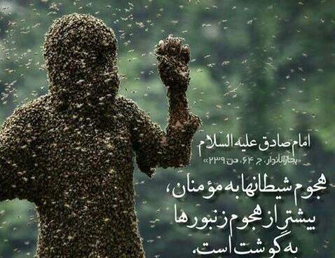 فتونکته - مَِثَل مومن