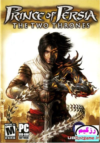 شاهزاده ایرانی: دو تخت پادشاهی – Prince of Persia: The Two Thrones