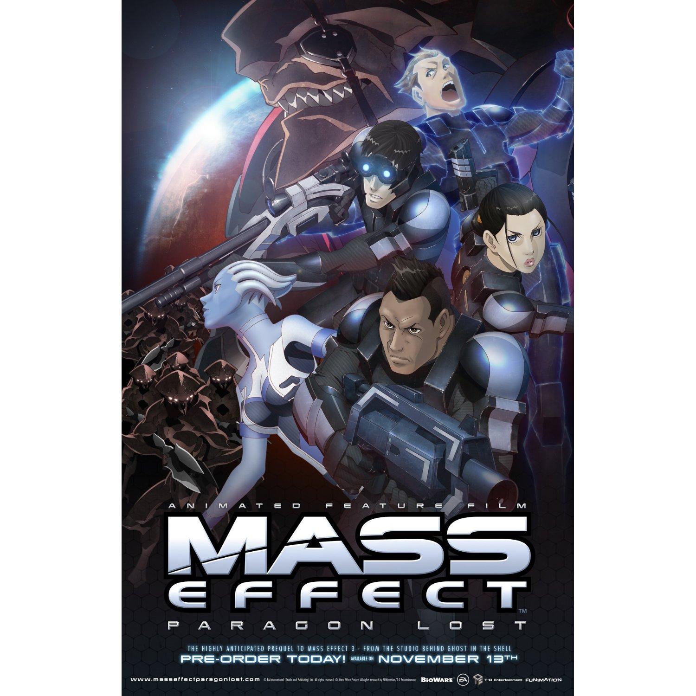 دانلود رایگان فیلم Mass Effect Paragon Lost 2012