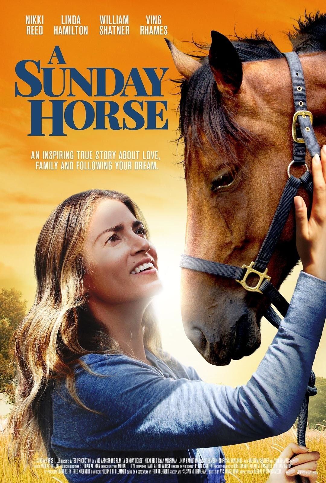 دانلود رایگان فیلم A Sunday Horse 2015