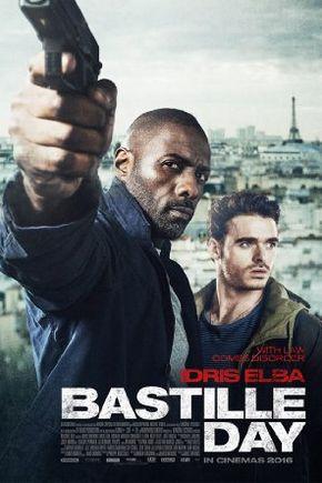 دانلود رایگان فیلم Bastille Day 2016
