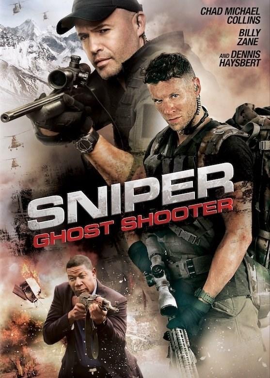 دانلود فیلم Sniper: Ghost Shooter
