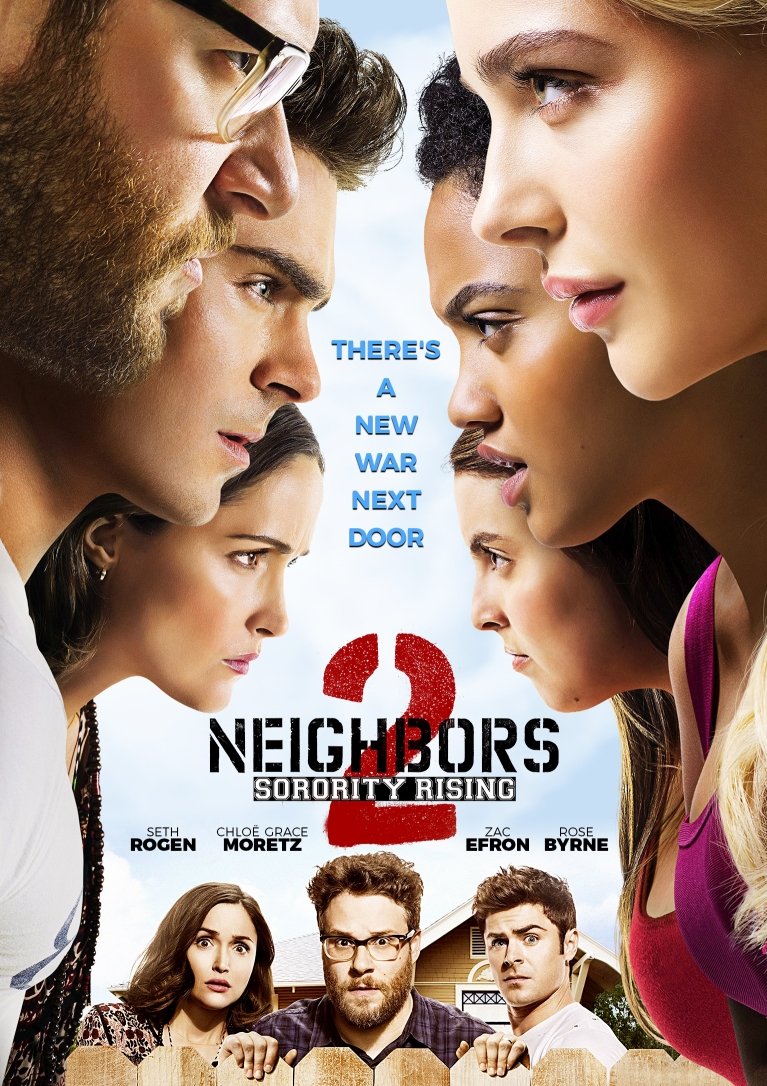 دانلود فیلم Neighbors 2 Sorority Rising