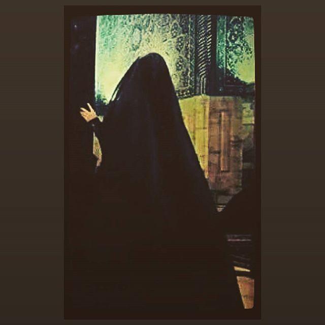 عکس دختران چادری