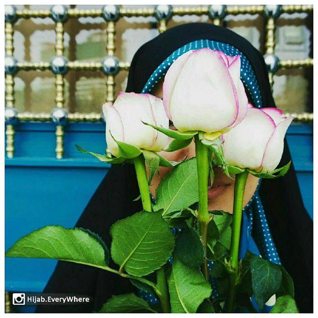 گل گرفتن برای عشقم