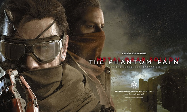دانلود نسخه فشرده Metal Gear Solid V: The Phantom Pain برای PC