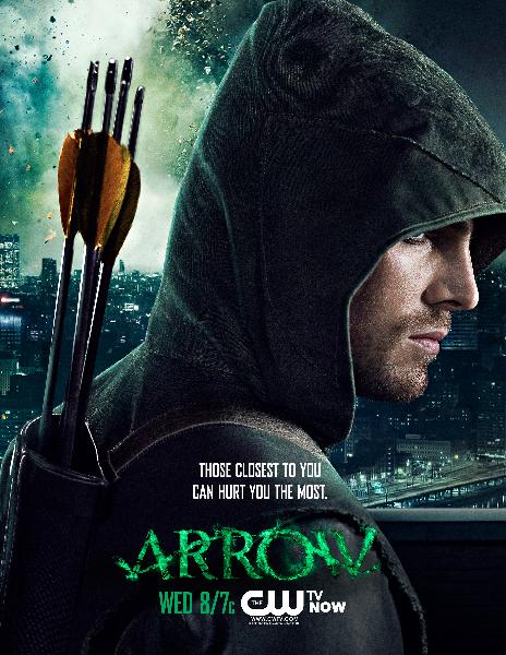 دانلود فصل اول سریال Arrow با زیرنویس فارسی