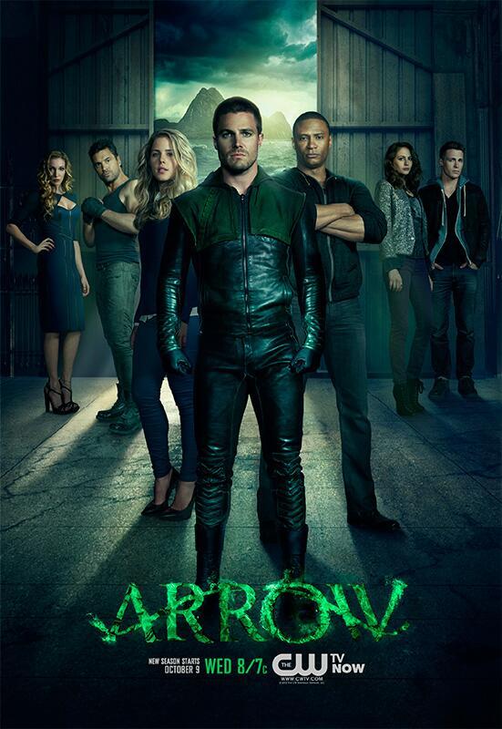 دانلود فصل دوم سریال Arrow با زیرنویس فارسی