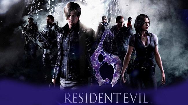 دانلود نسخه فشرده بازی Resident Evil 6