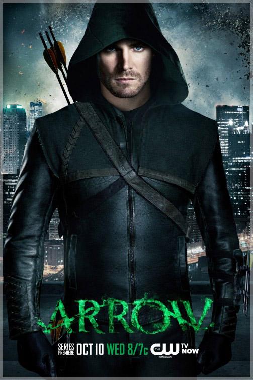 دانلود فصل سوم سریال Arrow با زیرنویس فارسی
