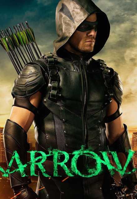 دانلود فصل چهارم سریال Arrow با زیرنویس فارسی
