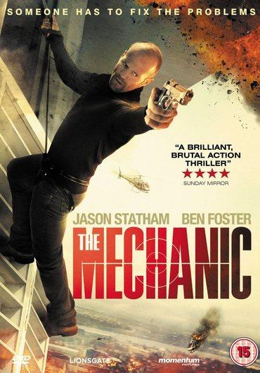 دانلود فیلم The Mechanic 2011 با لینک مستقیم