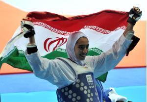 نتیجه شانس مجدد دیشب کیمیا علیزاده تکواندو المپیک 2016 ریو