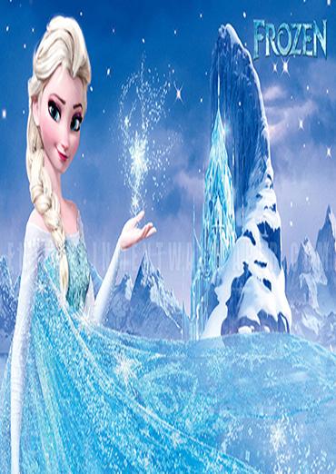 منجمد – Frozen (دوبله فارسی + زبان اصلی + نسخه ۳ بعدی)
