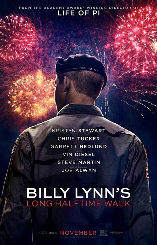 دانلود رایگان فیلم Billy Lynns Long Halftime Walk 2016