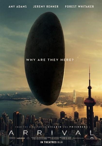 دانلود رایگان فیلم Arrival 2016