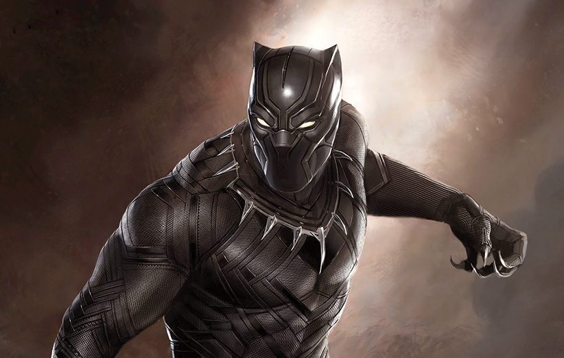 معرفی شخصیت : پلنگ سیاه (Black panther )