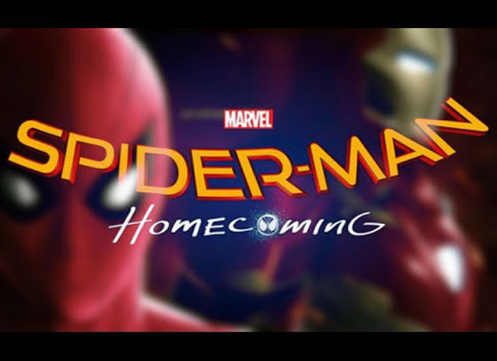اولین پوستر از فیلم اسپایدرمن : بازگشت به خانه منتشر شد !!
