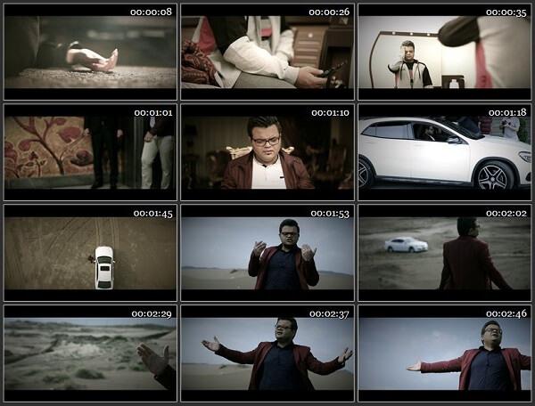 دانلود موزیک ویدئوی مجاز همه میدونن از افشین آذری