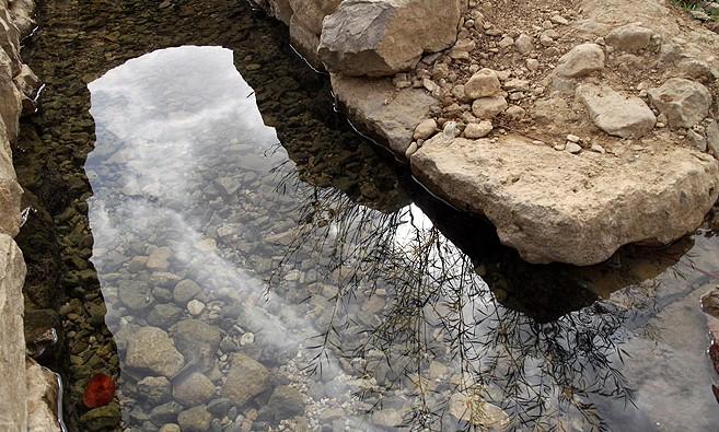 چشمه آب رکنی