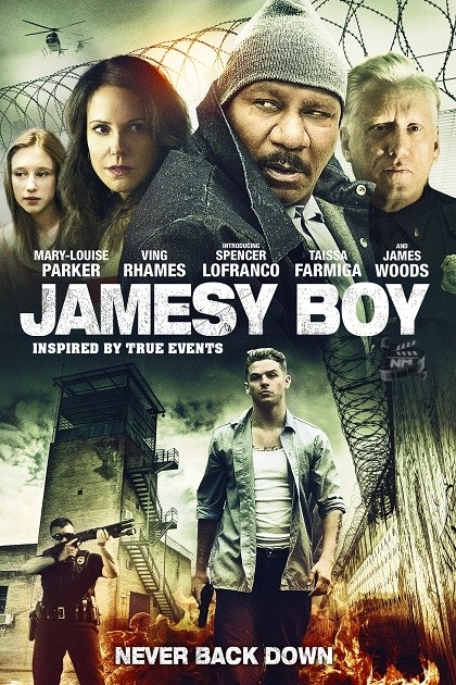 دانلود رایگان دوبله فارسی فیلم Jamesy Boy 2014