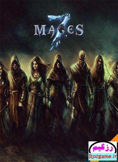 جادوگر – ۷Mages