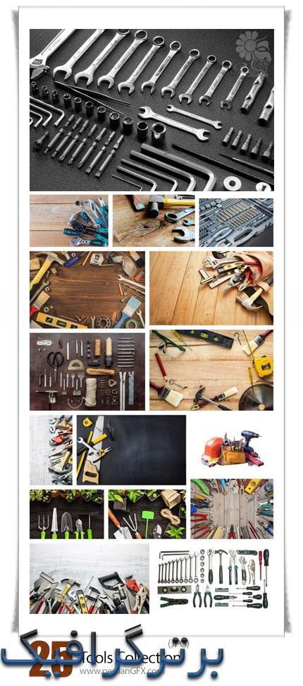 دانلود تصاویر با کیفیت ابزارآلات تعمیرات