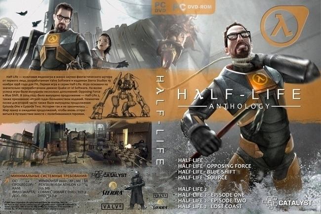 دانلود نسخه فشرده کالکشن بازی Half Life برای PC
