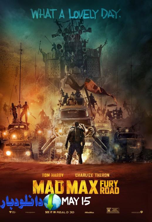 فیلم مکس دیوانه: جاده خشم – Mad Max Fury Road 2015+دانلود