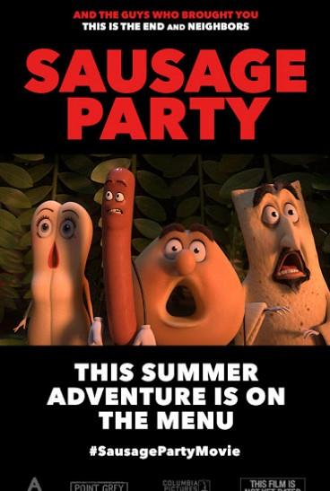 انیمیشن Sausage Party 2016